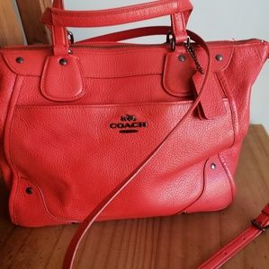 Coach handbag/crossbidy